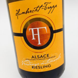 Riesling 2011 vendange automnale